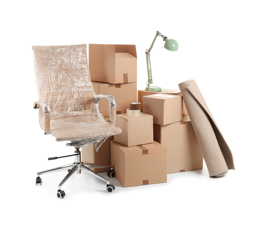 corporate office moving services